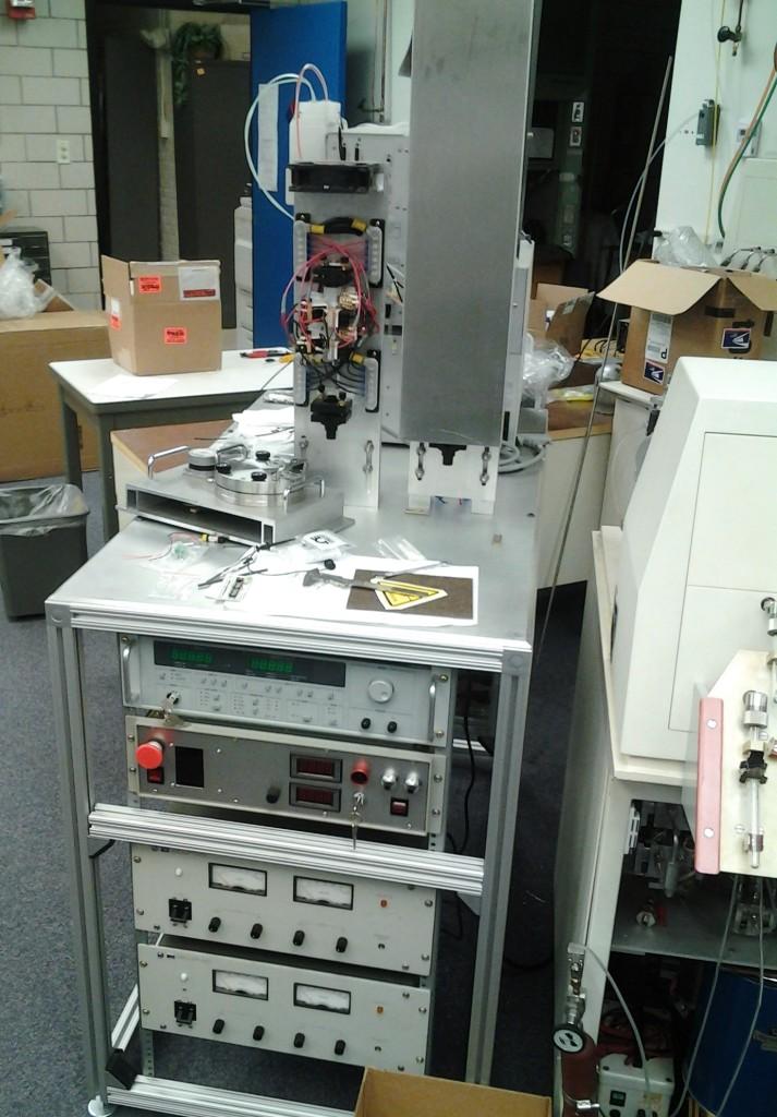 MP Laser System